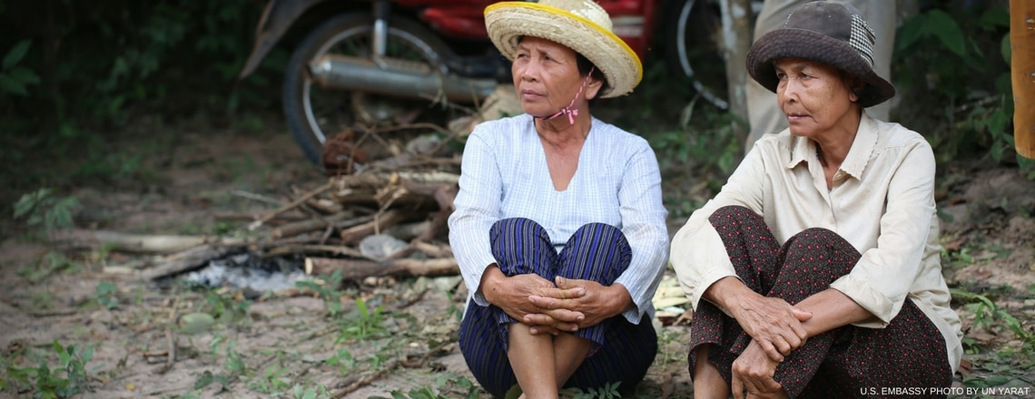 Promote Healing and Reconciliation for Victims of Torture of the Khmer Rouge