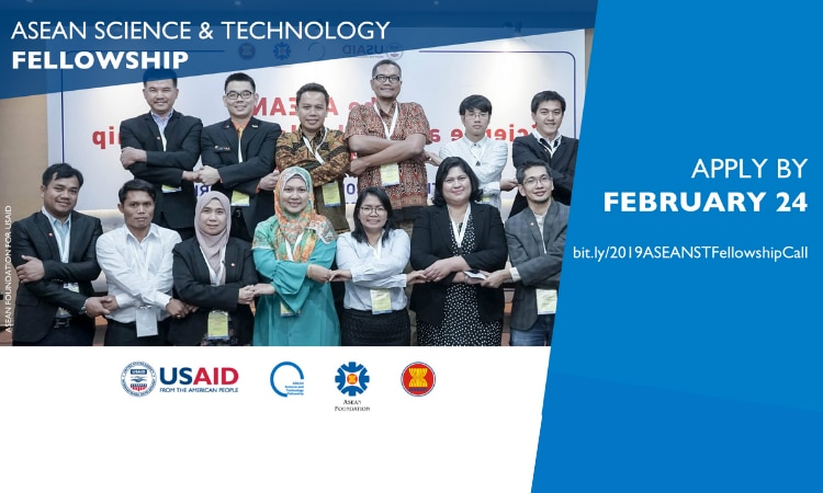 2019/20 USAID ASEAN Science and Technology