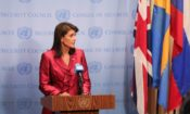 Ambassador Haley Announces Additional Humanitarian Assistance to Those Affected by the Crisis in Burma's Rakhine State (2)